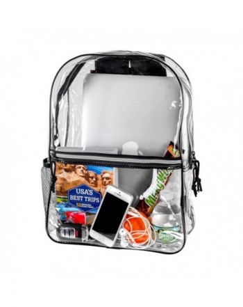 Clear Backpack School Security Travel