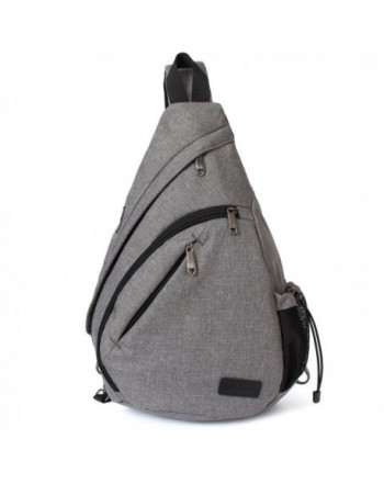 LINGTOM Sling Crossbody Backpack Shoulder