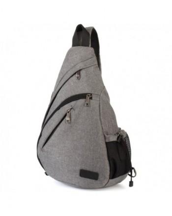 0f9d4ae25423 Sling Bag Crossbody Backpack Chest Shoulder Bags for Women   Men ...