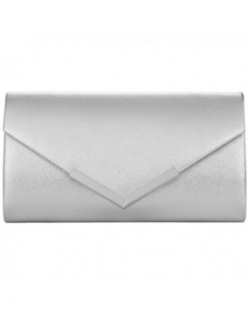 Womens Evening Clutch Wedding Handbag