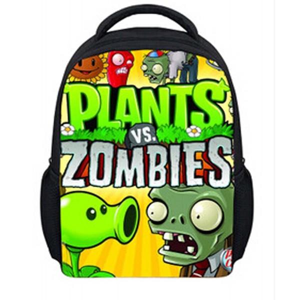 Unisex Cartoon Students Schoolbag Backpack
