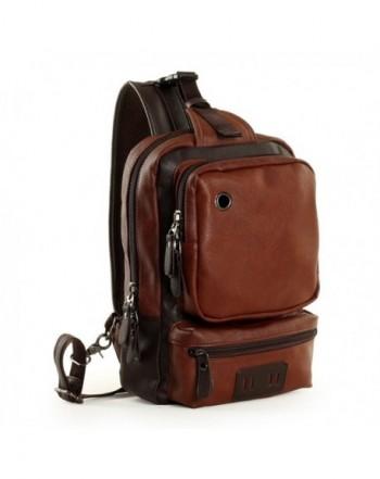 Multipurpose Daypacks Shoulder Unbalance Crossbady