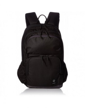 Volcom Mens Roamer Backpack Black