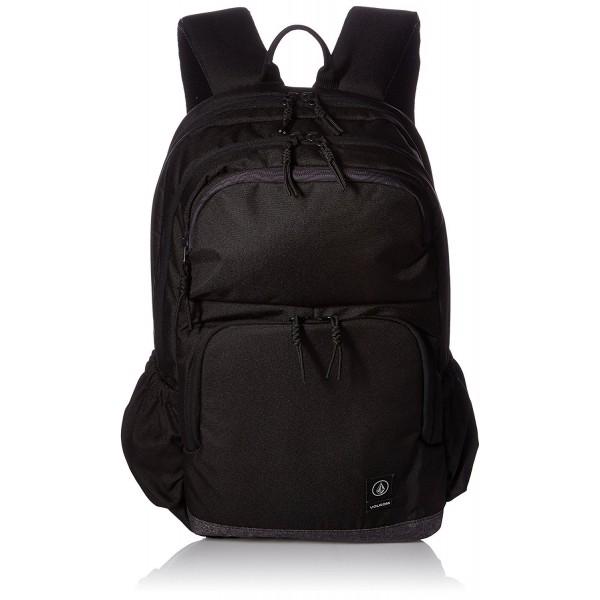 Volcom Mens Roamer Backpack Black