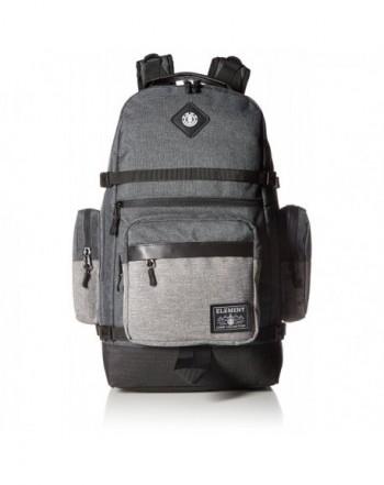 Element Excurser Backpack Black Heather