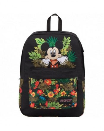 JanSport Disney Stakes Backpack Tropical