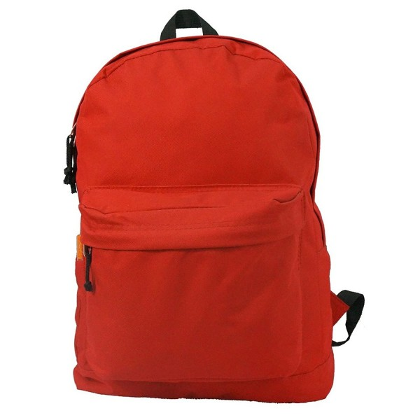 Backpack Classic Simple Student Daypack