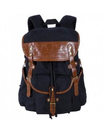 Leaper Causal Shoulder Backpack Handbag