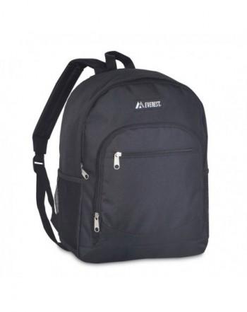 Everest Casual Pocket Backpack Black
