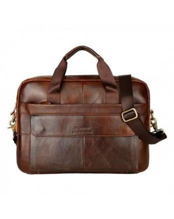 KONFA Crossbody Bussiness Shoulder Briefcase