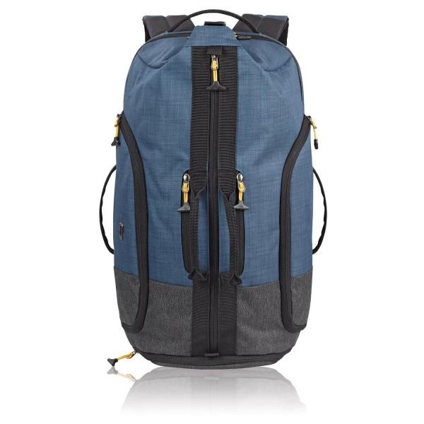 Solo Weekender Backpack Duffel Blue