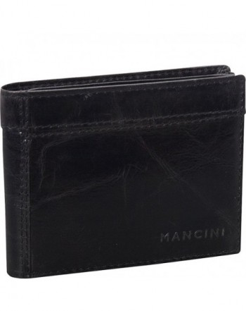 Mancini Leather Goods Outback Collection