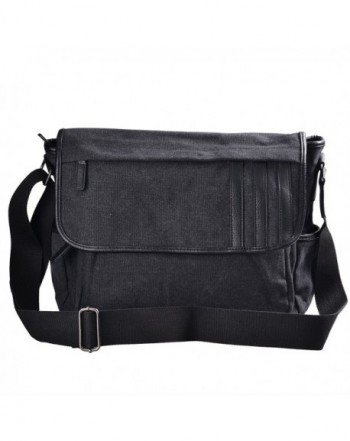 Epokris Briefcase Lightweight Messenger E206 Black