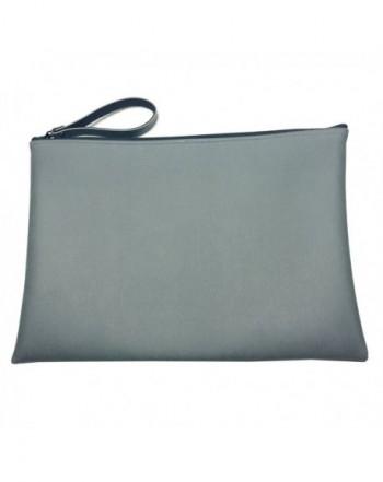 Perfectos Zipper Underarm Briefcase Portfolio