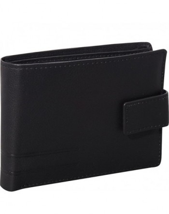 Mancini Leather Goods Secure Collection