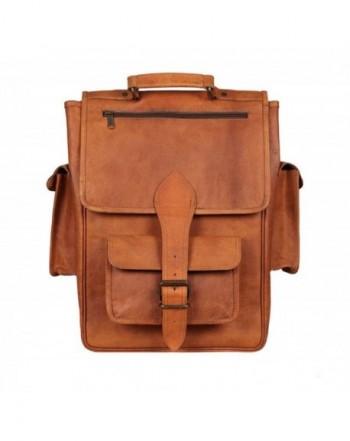 Christmas Vintage Handmade Backpack Rucksack
