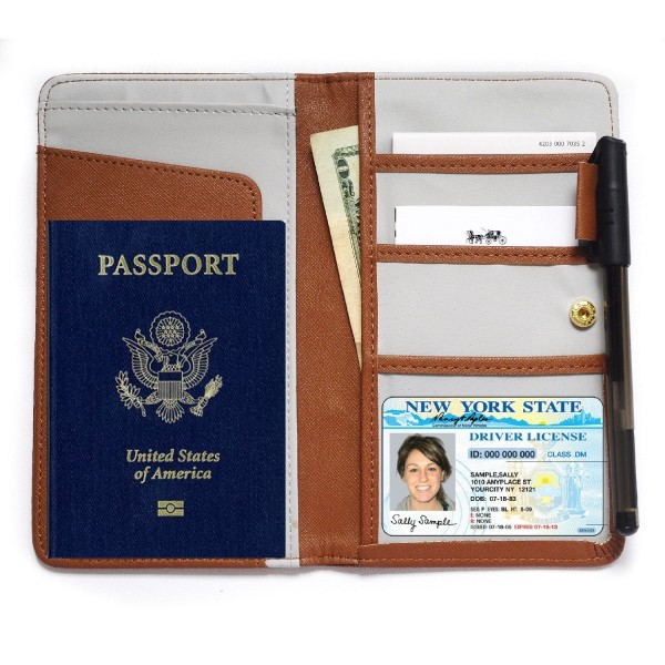 Purpose Wallet Passport Holder boarding