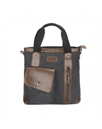 Tidog Canvas briefcase business handbag
