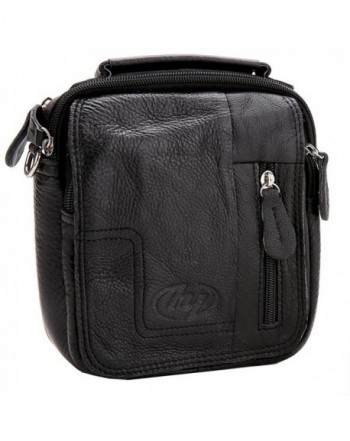 Synthetic Briefcase Business Messenger Shoulder