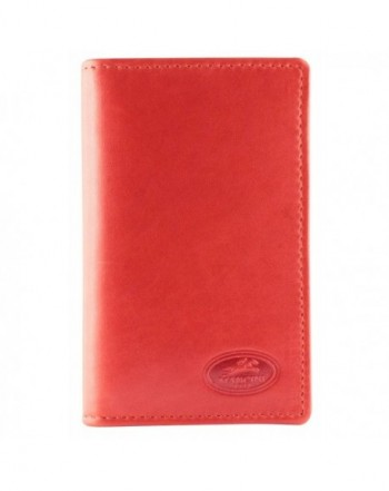 Mancini Secure Hipster Leather Wallet