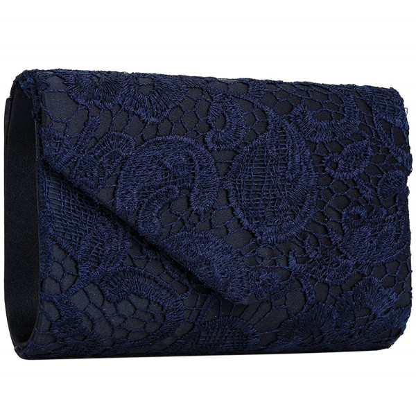 Jubileens Elegant Envelope Evening Handbag
