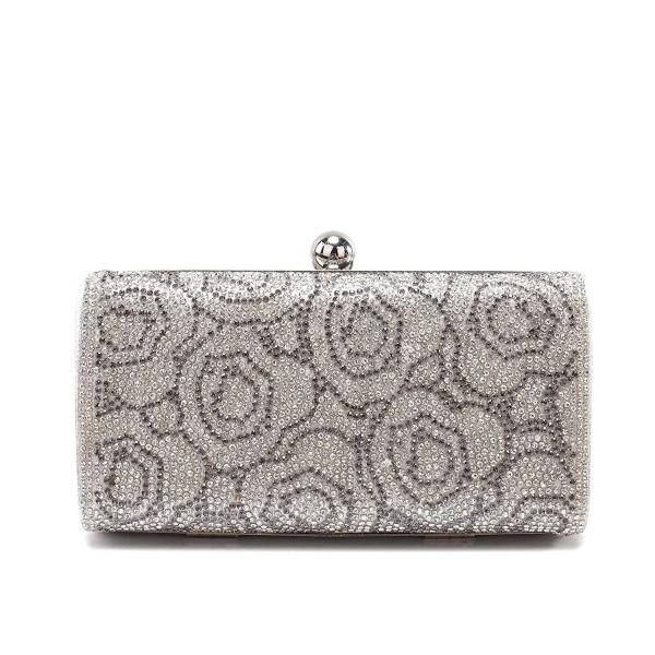Evening Wedding Handbag Elegance Rhinestone