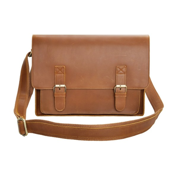 Messenger ZLYC Briefcase Shoulder Crossbody