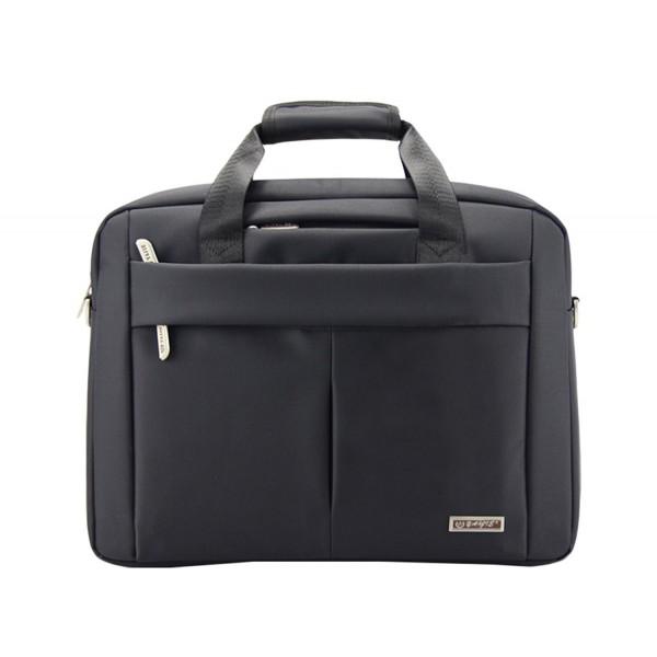 Business Briefcase Watertight Laptop Black