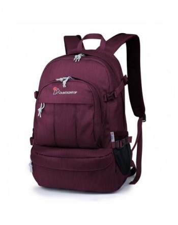 Mountaintop Daypack College Backpack Rucksack