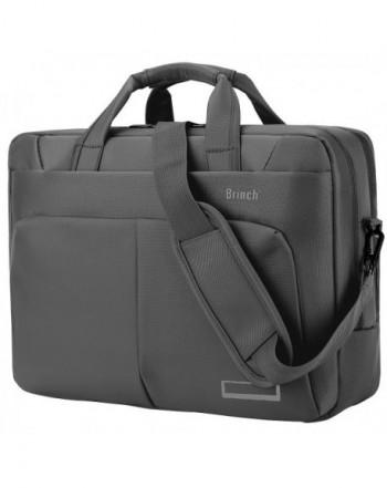 BRINCH Waterproof Shoulder Messenger Briefcase