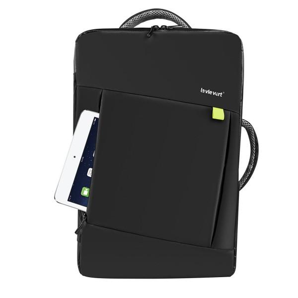 Lavievert Water Resistant Convertible Briefcase Ultrabook