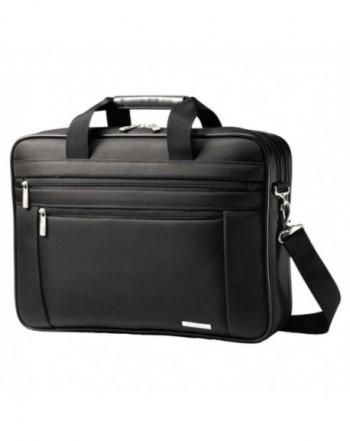 Classic Perfect Laptop Nylon Black