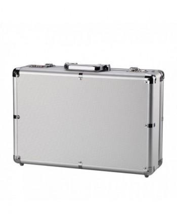 Professional Aluminum Briefcase Combination Textured