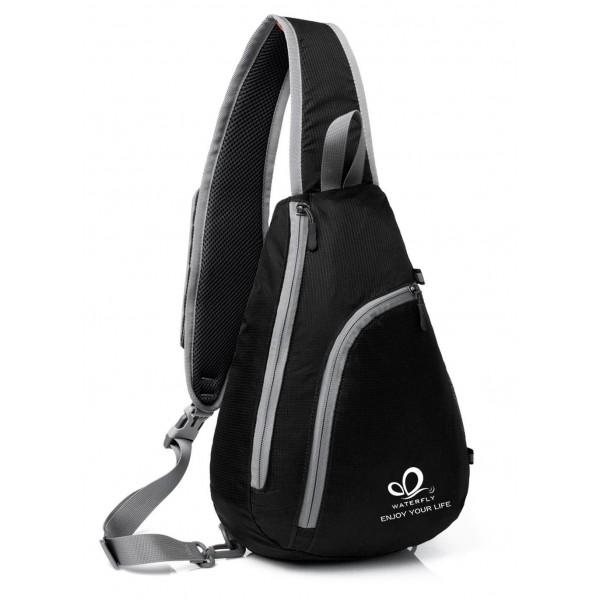 WATERFLY Shoulder Backpacks Crossbody Multipurpose