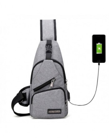 Sling Crossbody Daypack Travel Outdoors