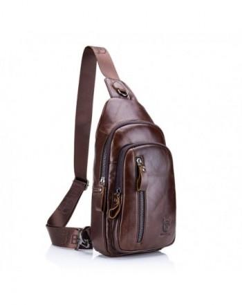 Charminer Crossbody Shoulder Business Backpack