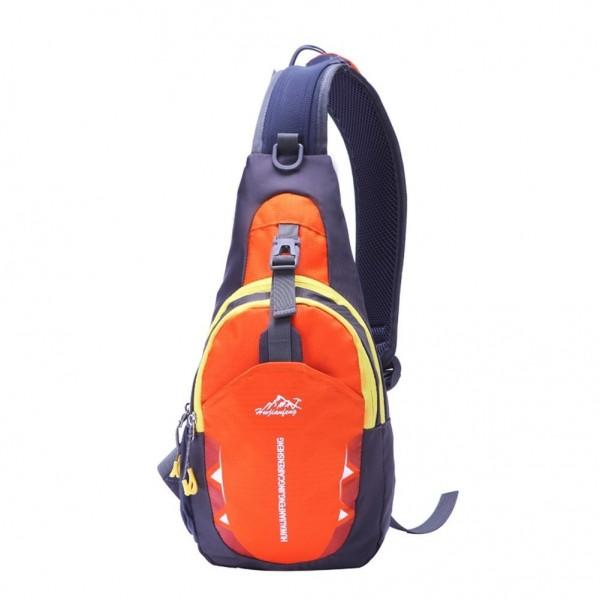 Shoulder Backpack Multi functional Waterproof Adjustable