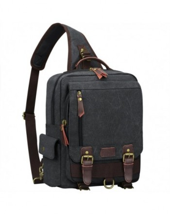 S ZONE 13 inch Messenger Shoulder Backpack