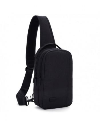 TINYAT Chest Crossbody Outdoor Backpack