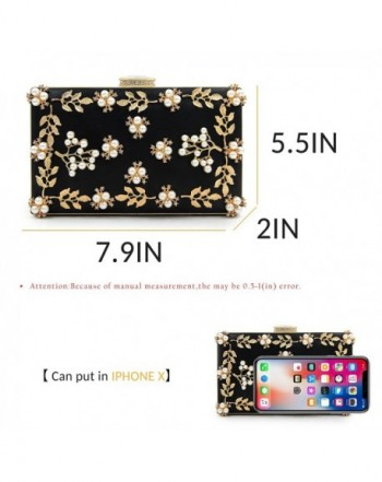 Discount Real Clutches & Evening Bags Online