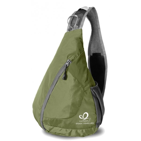 WATERFLY Packable Shoulder Backpack CrossBody