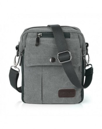 f5b2f6eeb858 Zicac Vintage Multipurpose Shoulder Messenger. Men Crossbody Bag. Bags  Outlet