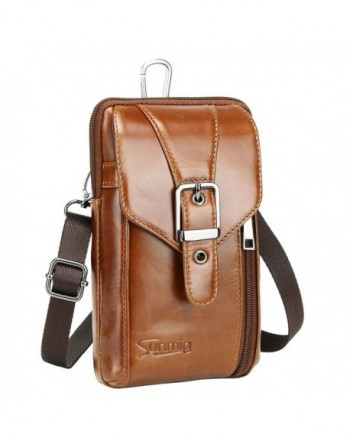 46388ff2c5 Sunmig Genuine Messenger Shoulder Crossbody. Men Crossbody Bag. Bags  Wholesale