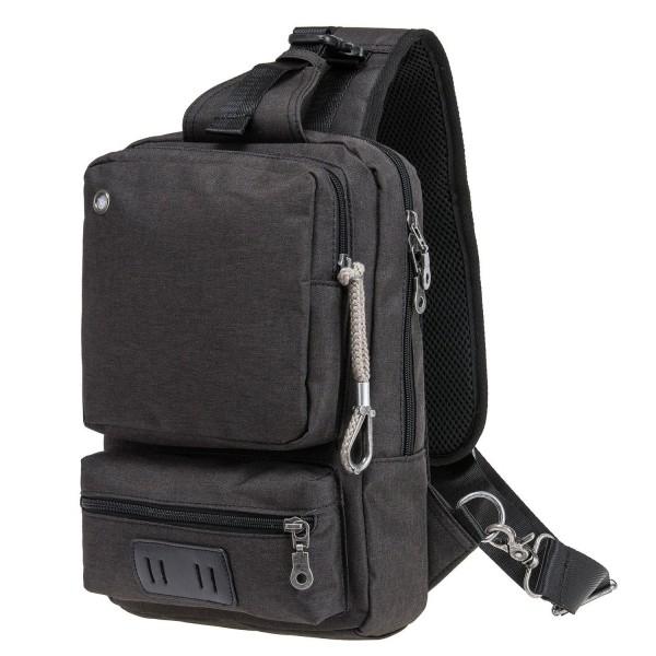 caa1834be7 Sling Bag Cross Body Bag Shoulder Backpack for Men & Women Travel ...