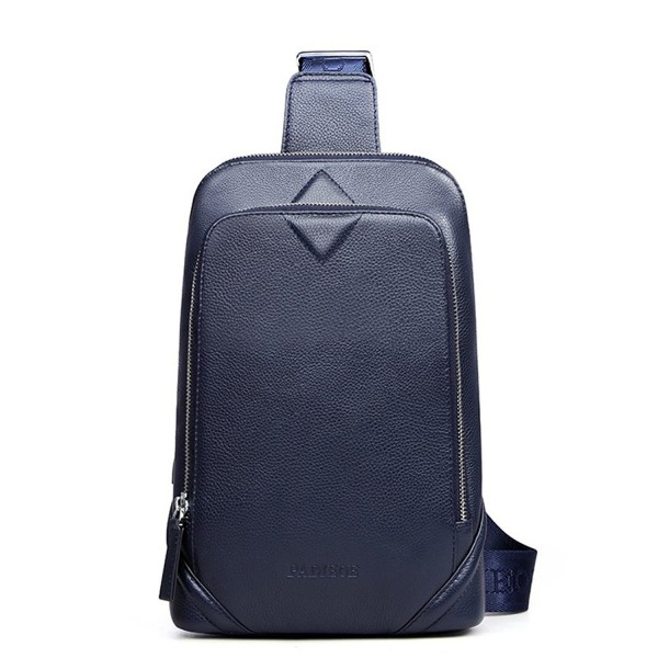 Padieoe Leather Sling Shoulder Backpack