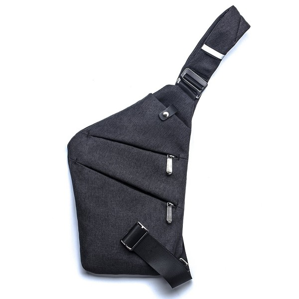 Sling Backpack Shoulder Messenger Daypack