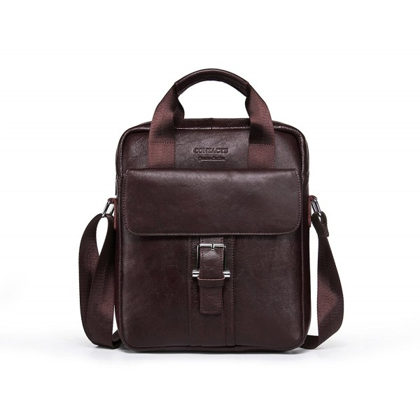 Contacts Crossbody Shoulder Briefcase Messenger