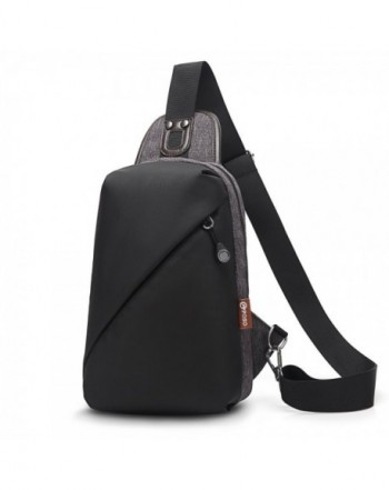 Shoulder Waterproof Crossbody Backpack Multipurpose