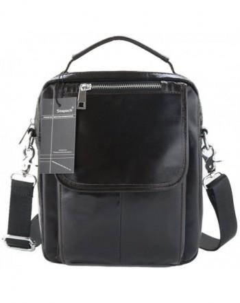 Stepack Fashion Genuine Messenger Shoulder
