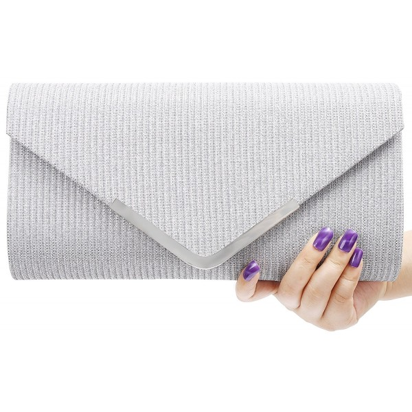 Pulama Glitter Clutch Evening Envelope